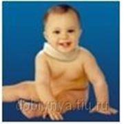 Бандаж для шейного отдела позвоночника для новорожденных фото