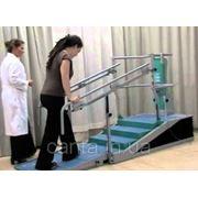 Динамический тренажер лестница-брусья DST 8000 фото