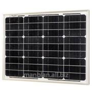 FSM-30M солнечная батарея 30Вт, Моно фото