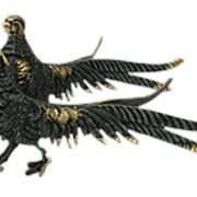 Статуэтки Фазаны (комплект 2 шт.) арт.BP-12002-P Belo De Bronze фото