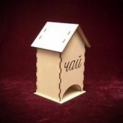 Сувенир деревянный Чайный домик фото