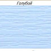 Сайдинг виниловый VOX голубой фото