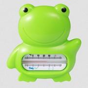 """Термометр для ванны """"Лягушка"""" фото"""