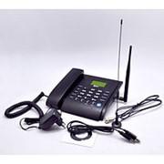 Стационарный сотовый телефон (черный) mt3020b