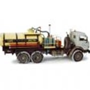 Установка для кислотной обработки скважин УНЦ-125х50К-01М (шасси КАМАЗ-43118 6х6) фото