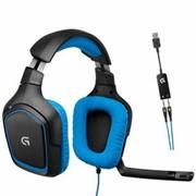 Наушники Logitech G430 Gaming Headset (981-000537) фото