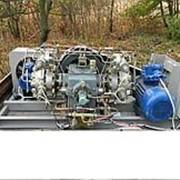 Дожимная компрессорная станция для ПАГЗС фото