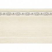 Плинтус напольный Decomaster 195-15 (95*14*2400) Декомастер фото