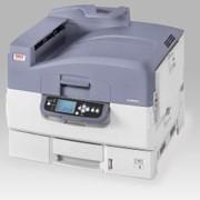 Принтер OKI C9655N фото