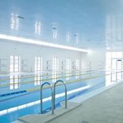 Спортивный комплекс: бассейн, тренажерный зал фото