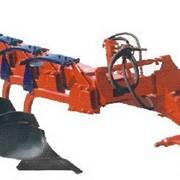 Полунавесной плуг для загонной вспашки ПКМ-6-40Р и запчасти к нему фото