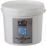 Соль с эфирными маслами для педикюра, линия Pro pedicure фото