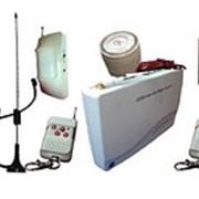 Беспроводная GSM сигнализация для охраны квартиры, офиса фото