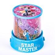 Проектор звездного неба Star Master Любовь Синий фото