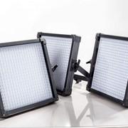 LED F&V K4000 KIT КОМПЛЕКТ (3 лампы) постоянный студийный видео свет фото