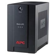 ИБП APC Back-UPS RS, 500VA/300W, 230V, AVR, 3xC13 (battery backup) (BX500CI) фото