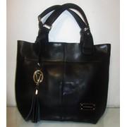 Женская сумочка из кожи Velina Fabbiano фото