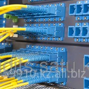 Установка структурированной кабельной системы фото