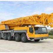 Аренда автокрана Liebherr LTM 1200 200 тонн фото