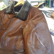 Жировка кожаных изделий фото