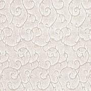 Ковролин Ideal Baroque 305 белый 4 м нарезка фото