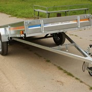Прицеп BREN-325 для легкового автомобиля и микроавтобуса фото