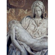 Классическая статуя SC_011 фото