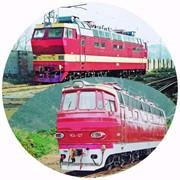 Пассажирские электровозы переменного тока ЧС4, ЧС4Т фото