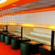 Ресторан европейской кухни фото
