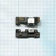 Разъем Micro USB для Meizu U20 (плата с системным разъемом и микрофоном) фото