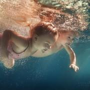 Детское (малышковое) плавание для детей от 2-х до 4-х лет. фото