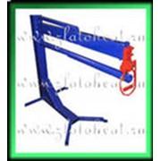 Ручной фальцеосадочный станок ISTMAX ФОС-1300 фото