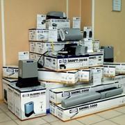 Поставка и установка автоматики для подъёмных ворот фото