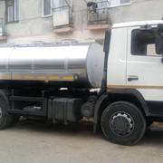 Автоцистерна (молоковоз, водовоз) пищевая, МАЗ, КАМАЗ фото