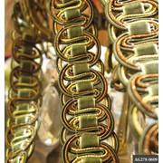 Тесьма змейка широкая Pom Pom 1 фото