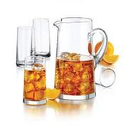 Набор стаканов с графином для напитков фото