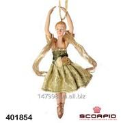 Новогоднее украшение «Балерина» фото