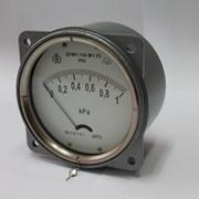 Дифманометр-тягомер фото