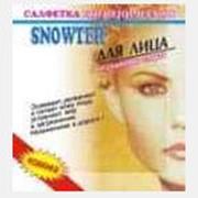 Салфетка влажная гигиеническая для лица фото