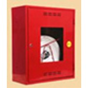Шкаф пожарный навесной открытый фото