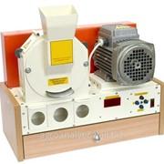 Лабораторный шелушитель УШЗ-1 фото
