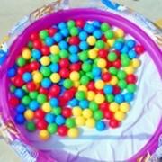 Набор пластиковых шаров BestWay фото