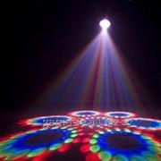 Аренда, прокат светового прибора Big BMMD1007 Eight-star LEDв Киеве фото