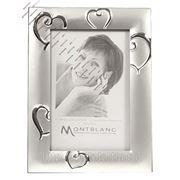 Фоторамка металлическая, рамка для фотографии 10х15, Montblanc, BIELLA GF 2511 фото