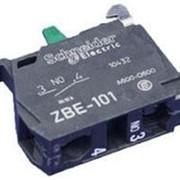 Переключатель 1Р1-0-2+LED 230V фото
