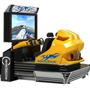 AQUA RACER3D,видеосимулятор фото