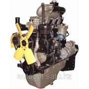 Двигатель Д-243Л-94 (МТЗ-80,82) 81 л.с. под пускач с ЗИП ММЗ фото