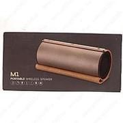 Колонка в коже М1 цилиндр Кожа фото