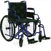 Усиленная инвалидная коляска OSD «Millenium Heavy duty» 50 cm