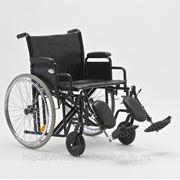 """Кресло-коляска для инвалидов H 002 (22"""") фото"""